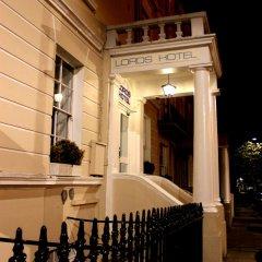Отель LORDS Лондон развлечения