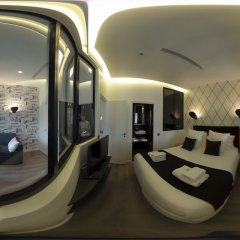 Отель Alberginn Suites Rivoli Les Halles Париж спа