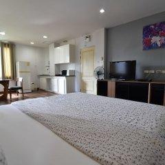 Апартаменты 101 Serviced Apartment Sukhumvit 22 Бангкок удобства в номере
