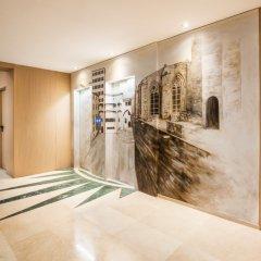 Hotel Gotico фитнесс-зал