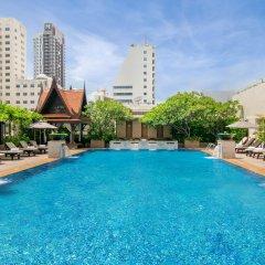 Отель The Sukosol Бангкок бассейн