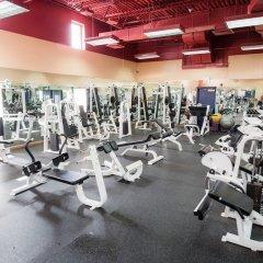 Отель Onward Beach Resort Тамунинг фитнесс-зал