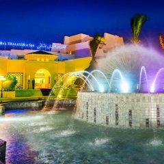 Отель Hasdrubal Thalassa And Spa Сусс бассейн