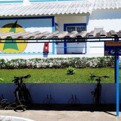 Отель Parque de Campismo Orbitur Sagres спортивное сооружение