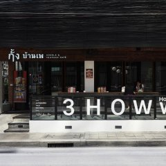 3howw Hostel @ Sukhumvit 21 Бангкок парковка