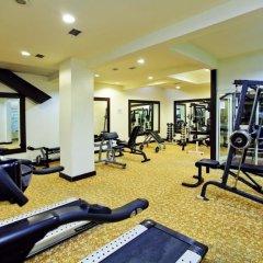 Отель Pgs Rose Residence Кемер фитнесс-зал фото 4