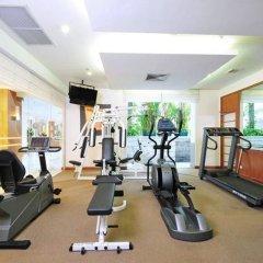 Отель At Ease Saladaeng фитнесс-зал фото 2