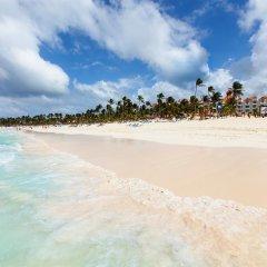 Отель Occidental Caribe - All Inclusive пляж