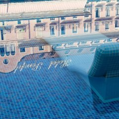 Отель SIMPLON Бавено бассейн фото 2