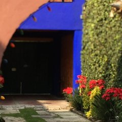 Отель Maria Del Alma Guest House Мексика, Мехико - отзывы, цены и фото номеров - забронировать отель Maria Del Alma Guest House онлайн парковка