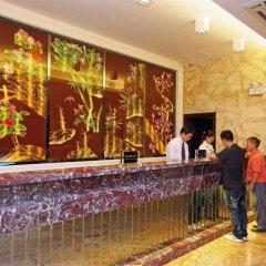 Отель Jinxing Holiday Hotel - Zhongshan Китай, Чжуншань - отзывы, цены и фото номеров - забронировать отель Jinxing Holiday Hotel - Zhongshan онлайн интерьер отеля фото 2