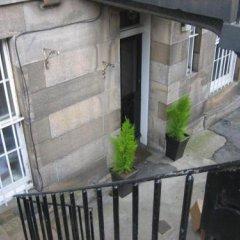 Отель 22 Chester Street Эдинбург парковка