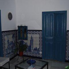 Отель Pensión La Montoreña сауна
