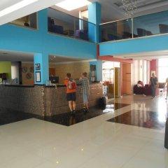 The Colours Side Hotel Турция, Сиде - отзывы, цены и фото номеров - забронировать отель The Colours Side Hotel онлайн интерьер отеля фото 2
