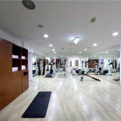 Отель Exe Vienna фитнесс-зал фото 2