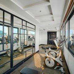 O'Gallery Majestic Hotel & Spa фитнесс-зал фото 3