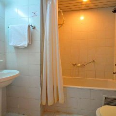 Отель Palm Beach ванная