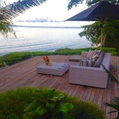 Отель Taveuni Palms Фиджи, Остров Тавеуни - отзывы, цены и фото номеров - забронировать отель Taveuni Palms онлайн бассейн