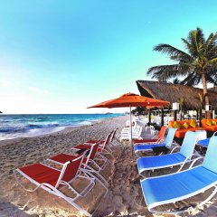 The Carmen Hotel Плая-дель-Кармен пляж фото 2