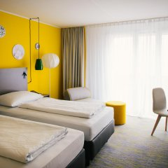 Отель Vienna House Easy Trier комната для гостей