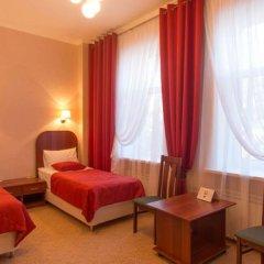 Гостиница Волна 2* Стандартный номер 2 отдельными кровати фото 2