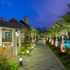 Отель Long Beach Luxury Villas фото 3