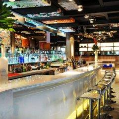 Отель Siam@Siam Design Hotel Bangkok Таиланд, Бангкок - отзывы, цены и фото номеров - забронировать отель Siam@Siam Design Hotel Bangkok онлайн гостиничный бар
