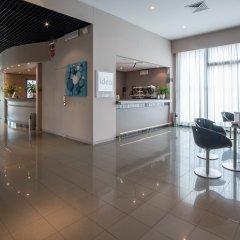Отель Idea Hotel Piacenza Италия, Пьяченца - 1 отзыв об отеле, цены и фото номеров - забронировать отель Idea Hotel Piacenza онлайн интерьер отеля