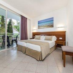 Отель Globales Palmanova Palace Испания, Пальманова - 2 отзыва об отеле, цены и фото номеров - забронировать отель Globales Palmanova Palace онлайн комната для гостей фото 3