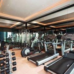 Carlton City Hotel Singapore фитнесс-зал фото 3