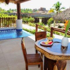 Отель El Secreto Мексика, Коакоюл - отзывы, цены и фото номеров - забронировать отель El Secreto онлайн бассейн фото 2