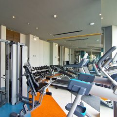 Отель Le Coral Hideaway Beyond Phuket фитнесс-зал фото 4