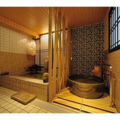 Отель Dormy Inn Soga Natural Hot Spring Тиба бассейн фото 2
