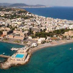 Best Western Hotel Plaza пляж