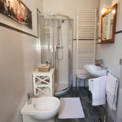 Отель B&B - I Corni Di Nibbio Италия, Вилладоссола - отзывы, цены и фото номеров - забронировать отель B&B - I Corni Di Nibbio онлайн ванная фото 3