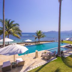 Отель Beachfront Citakara Sari Villas Индонезия, Бали - отзывы, цены и фото номеров - забронировать отель Beachfront Citakara Sari Villas онлайн бассейн