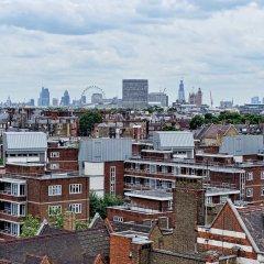 Отель Chelsea Cloisters Великобритания, Лондон - 1 отзыв об отеле, цены и фото номеров - забронировать отель Chelsea Cloisters онлайн балкон