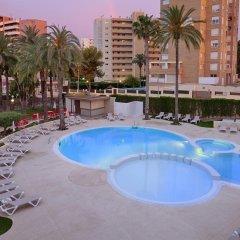 Hotel Port Alicante бассейн