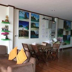 Отель Pro Chill Krabi Guesthouse Таиланд, Краби - отзывы, цены и фото номеров - забронировать отель Pro Chill Krabi Guesthouse онлайн питание