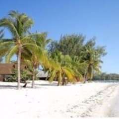 Отель Moorea Sunset Beach пляж фото 2