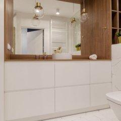 Отель Apartament Różana Познань ванная
