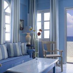 Отель Thalassa Seaside Resort комната для гостей фото 2