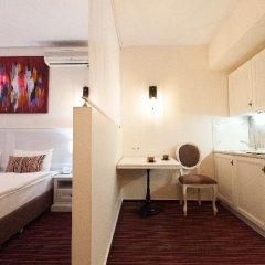 Apart-hotel Naumov Sretenka 3* Стандартный номер разные типы кроватей фото 42