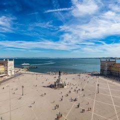 Corinthia Hotel Lisbon пляж