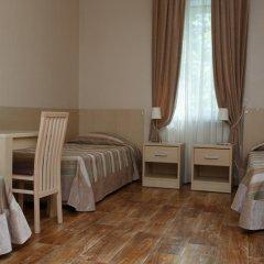 Гостиница Вояж Парк (гостиница Велотрек) 2* Стандартный номер с двуспальной кроватью фото 9