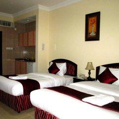 Отель Sahara Hotel Apartments ОАЭ, Шарджа - отзывы, цены и фото номеров - забронировать отель Sahara Hotel Apartments онлайн комната для гостей фото 2