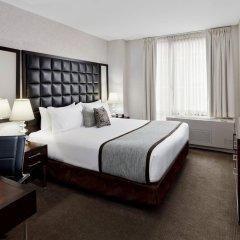 Отель Distrikt Hotel New York City, Tapestry Collection by Hilton США, Нью-Йорк - отзывы, цены и фото номеров - забронировать отель Distrikt Hotel New York City, Tapestry Collection by Hilton онлайн комната для гостей фото 2