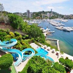 Отель Alba Suites Acapulco пляж фото 2