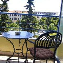 Отель RentRooms Thessaloniki балкон