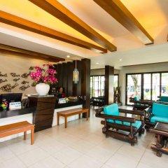 Отель Baan Karon Resort интерьер отеля